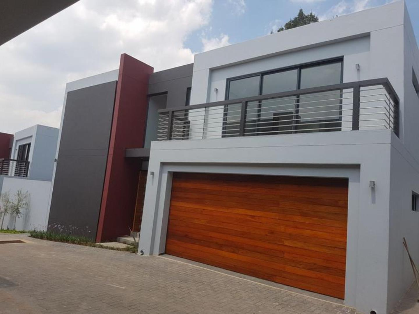3 Bedroom  Cluster for Sale in Sandton - Gauteng